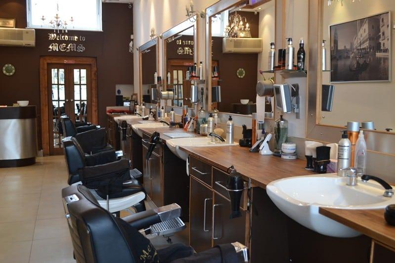 Mems Barbers - Male Grooming in Penge25