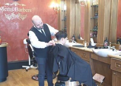 Mems Barbers   West Dulwich