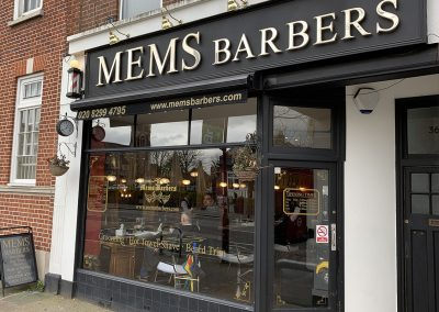 Mems Barbers | East Dulwich
