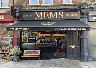 Mems Barbers | Hither Green