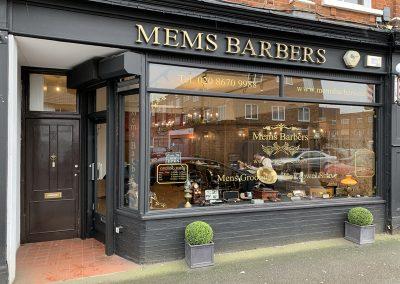 Mems Barbers | West Dulwich